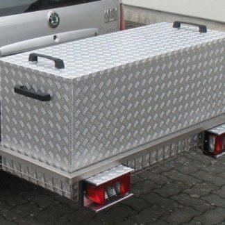 Aluminium lådor